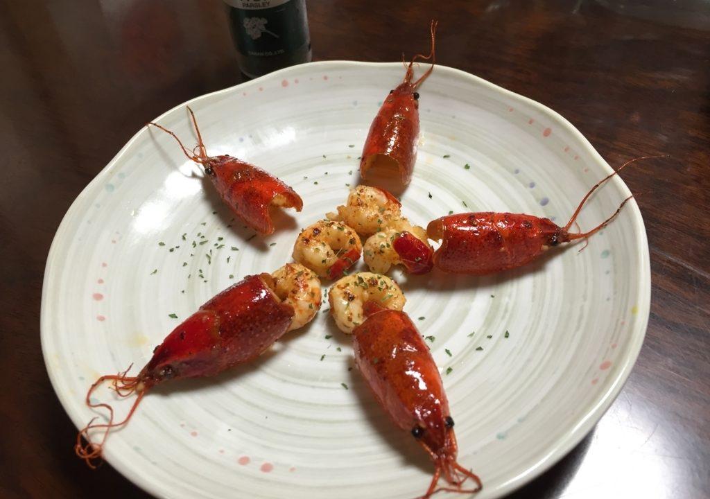 アメリカザリガニ さばき方 食べ方